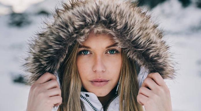 saçlar ve soğuk hava